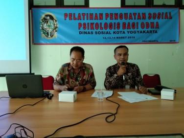 Pelatihan dan Penguatan Sosial Psikologis bagi ODHA