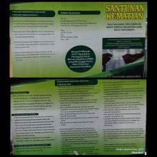 Pelayanan Santunan Kematian Bagi Warga Kota Yogyakarta